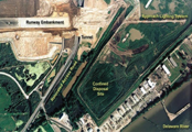 Runway 8-26 - Airfield Expansion Program
